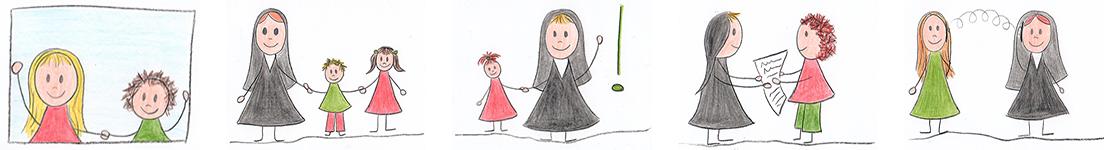 Klosterkindergarten Logo
