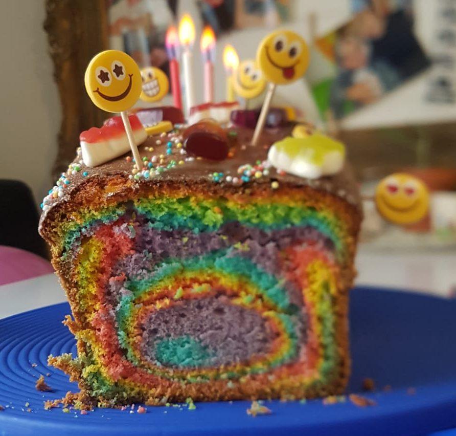 Ein etwas anderer Regenbogen :-)